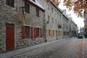 Historic Streets...
