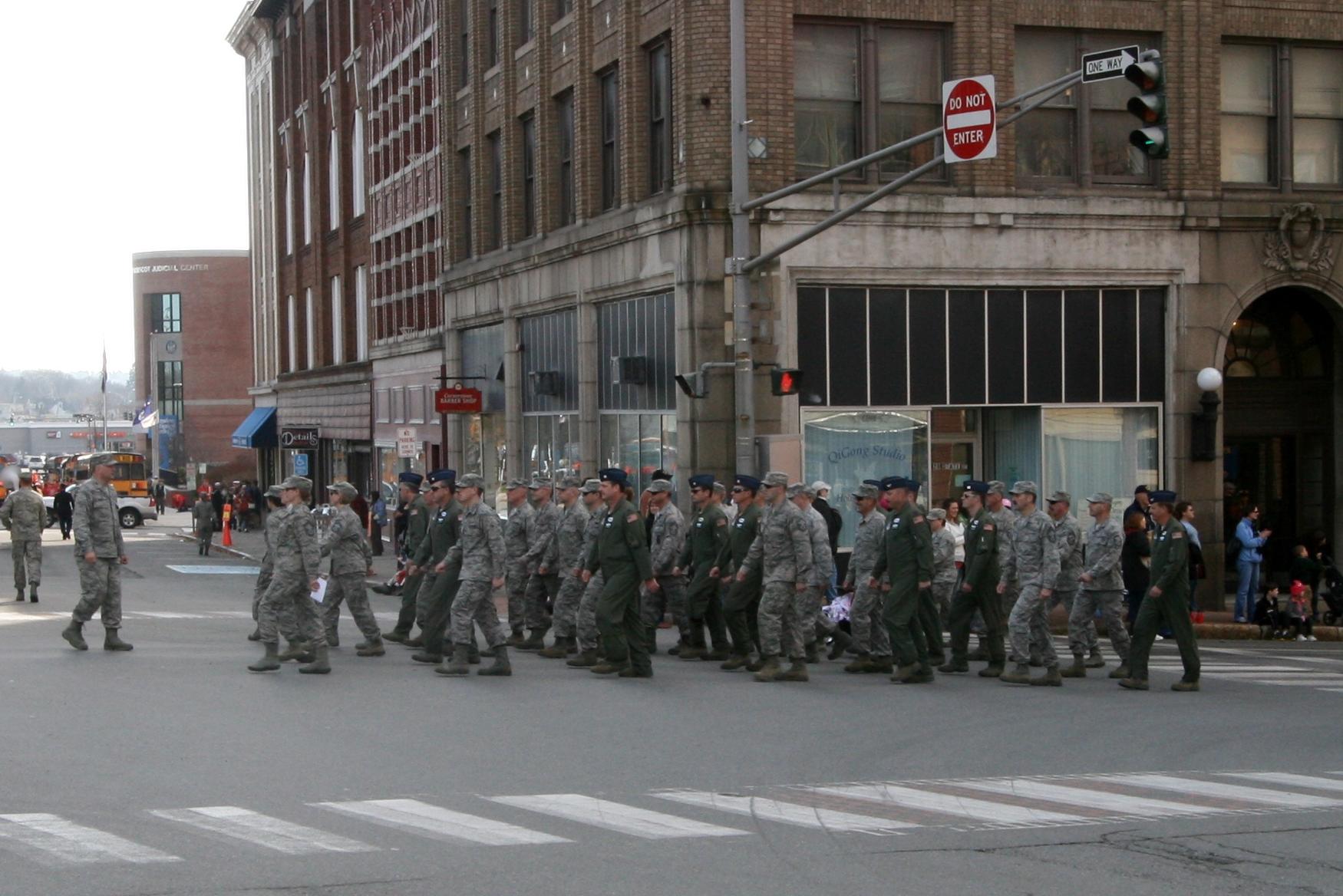 Bangor maine military base