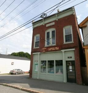 Old Holly Hose Fire House, 214 Hammond St, Bangor, Maine