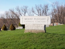 mount pleasant cemetery entrance